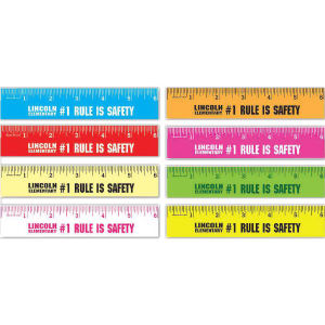 Promotional Rulers/Yardsticks, Measuring-R6SB