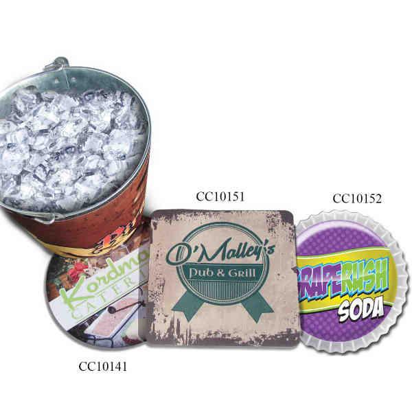 Ice Bucket Coaster, full