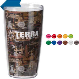 Promotional Drinking Glasses-4616W-OC
