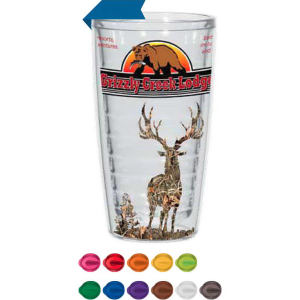 Promotional Drinking Glasses-4616W-CB