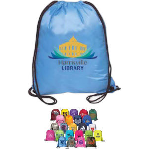 Promotional Backpacks-DRAWBKSK