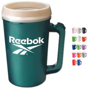 Travel mug with 22