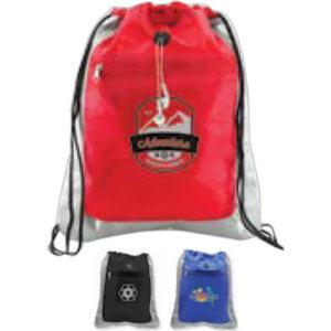 Promotional Backpacks-DBLSQBPK