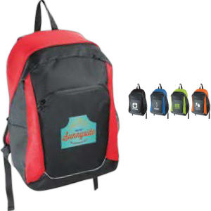 Promotional Backpacks-DBLSTBPK