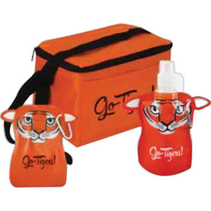 Promotional Cooler, Bottle,Lunch, Wine Bags-6PKBGKT