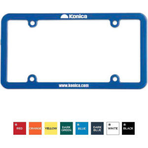 Promotional License Frames-1200U