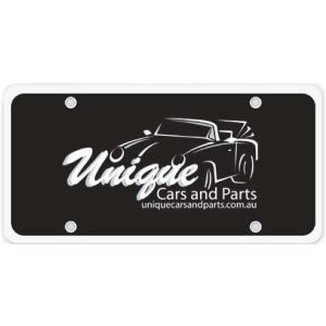 Promotional License Plates-1225