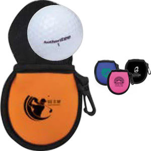 Promotional Ball Holders-GOLCLPCH