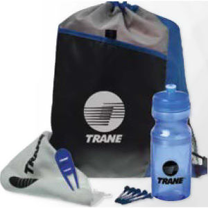 Drawstring sport pack with