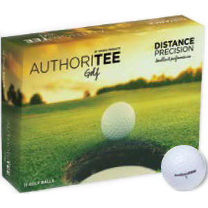 AuthoriTEE™ - White golf