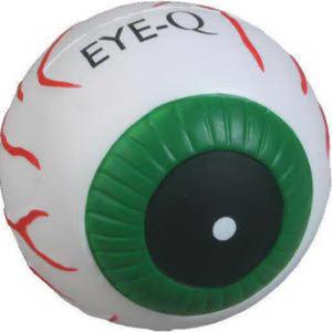 Eyeball design stress reliever.
