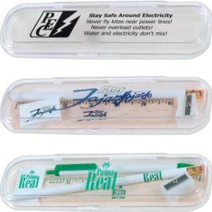 Promotional Erasers-KVTK