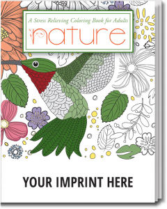 Promotional Coloring Books-2100