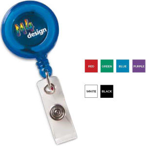 Promotional Retractable Badge Holders-2025