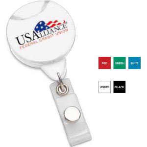 Promotional Retractable Badge Holders-2045