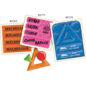 Promotional Labels, Decals, Stickers-RF358