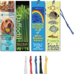 Promotional Bookmarks-PBM 4/0