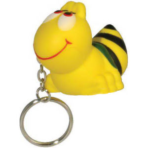 Bee shape stress reliever