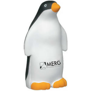 Penguin shape stress reliever.