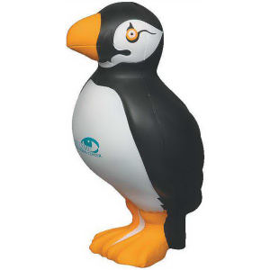 Puffin shape stress reliever.