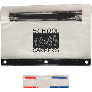 Promotional Vinyl ID Pouch/Holders-1461