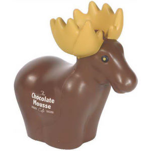 Moose shape stress reliever.