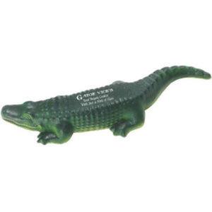American alligator shape stress
