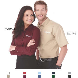 Promotional Button Down Shirts-TM97744