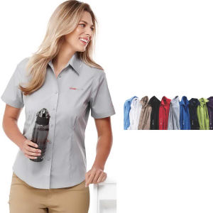 Promotional Button Down Shirts-TM97743