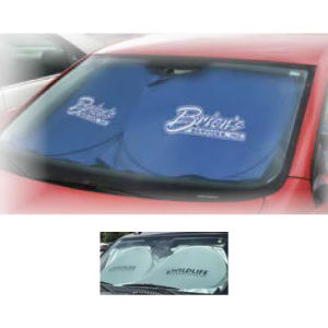 Promotional Sun Shades/Window Signs-SUNSHDE