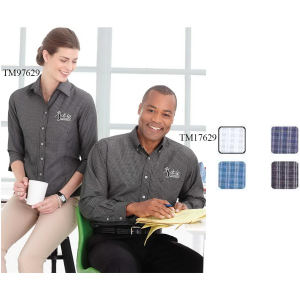 Promotional Button Down Shirts-TM97629