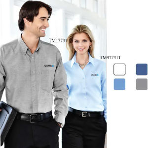 Promotional Button Down Shirts-TM97731