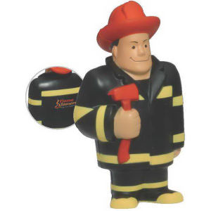 Fireman shape stress reliever.