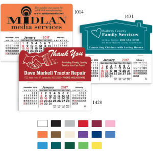 Promotional Magnetic Calendars-1428M