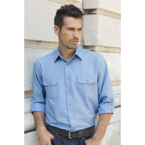 Promotional Button Down Shirts-1847