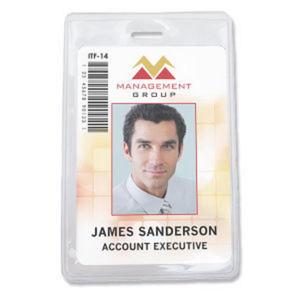 Promotional Badge Holders-504-FS-HOLDER