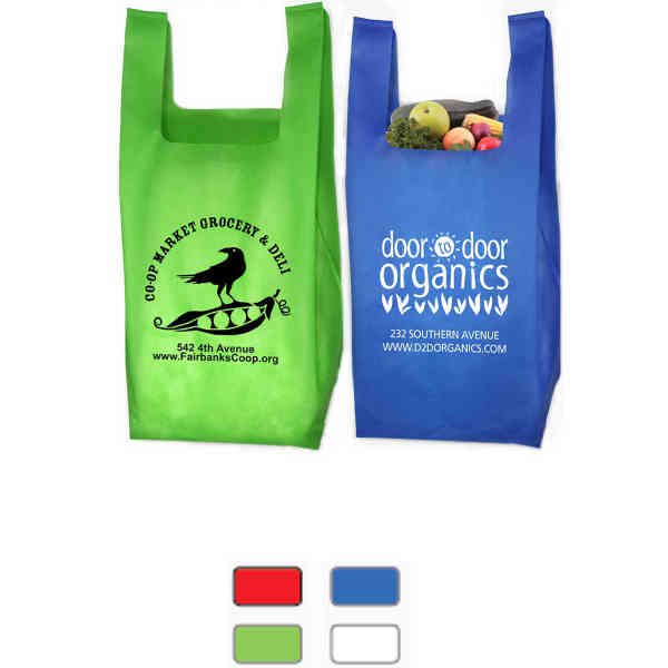 Overseas, everyday grocery bag,