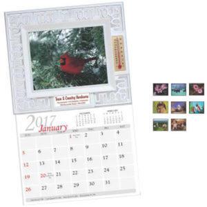Large memo calendar pad