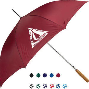 48' stick umbrella with
