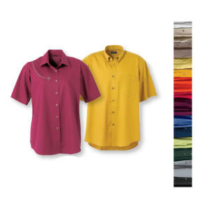 Promotional Button Down Shirts-TM97737