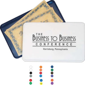 Promotional Card Cases-4115CR