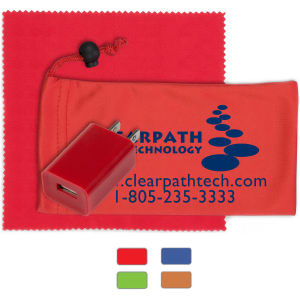Promotional Vinyl ID Pouch/Holders-TK125