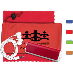 Promotional Vinyl ID Pouch/Holders-TK129