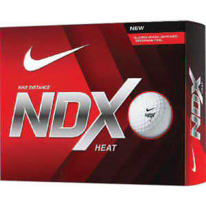 Promotional Golf Balls-NDXHEAT