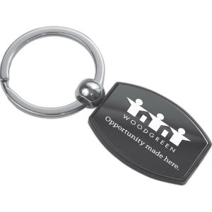 Promotional Plastic Keychains-1211