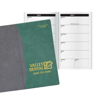 Promotional Pocket Calendars-W1109BW
