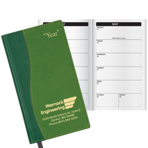 Promotional Pocket Diaries-W1149BW