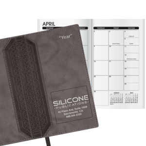 Promotional Pocket Diaries-W43328BW