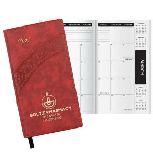 Promotional Pocket Diaries-W45116AM