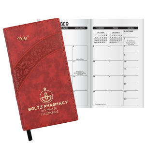 Promotional Pocket Diaries-W45116TM